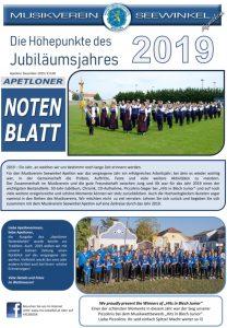 Link zu Notenblatt 2019